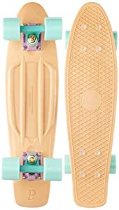 Penny Skateboard Pastel Colours peach Size:22 Inch