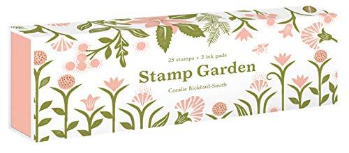 Stamp Garden: 25 stamps + 2 ink pads
