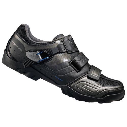 Shimano ESHM089G430LE - Zapatillas de ciclismo MTB para adultos, color Negro, talla 43