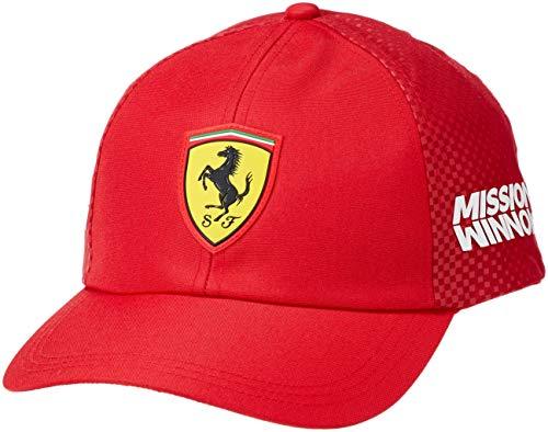 Puma Scuderia Ferrari Team Cap Kappe 2019 Puma Rot