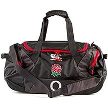Official England Rugby de la RFU–Hombres híbrida bolsa de gimnasia (tamaño mediano, zapatos de claqué, un tamaño