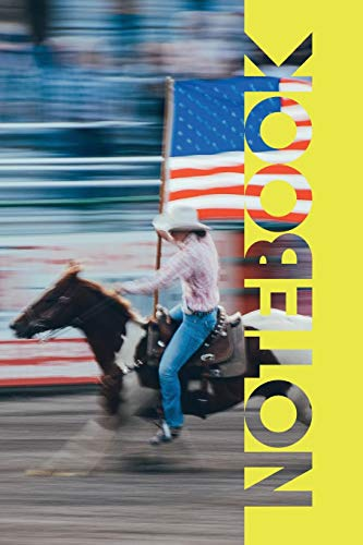Notebook: Rodeo Clown Excellent Composition Book for fans of Cattle herding events near me Austin Baseball
