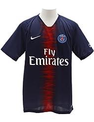 Nike PSG M NK BRT STAD JSY SS HM T-Shirt, Hombre, Midnight