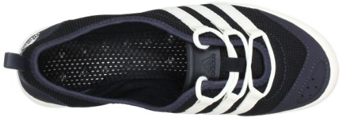 adidas Climacool Boat Sleek, chaussures basses à lacets femme Noir - Schwarz (Black 1 / Chalk 2 / Dark Shale)