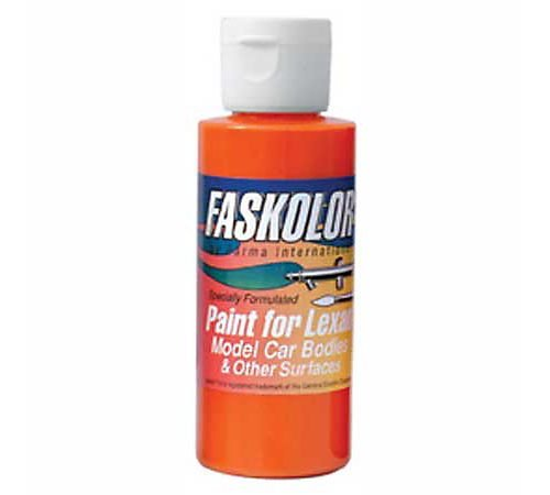 Parma Faskolor Fluorescent, Flaming Orange