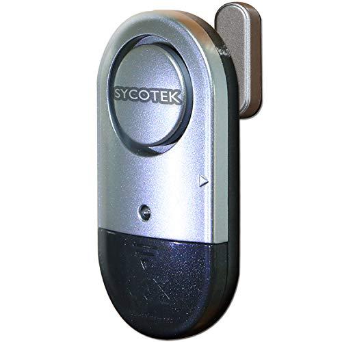SYCOTEK Alarma Puertas y Ventanas, Sistema de Alarma con Sensor de Movimiento,...