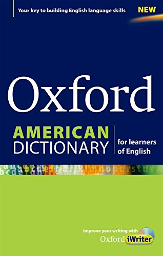Oxford American Dictionary for Learners of English (Diccionario Oxford Monolingue Americano)