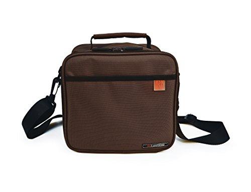 Iris Mini-Koffer/Lunchbox Einheitsgröße Braun - braun