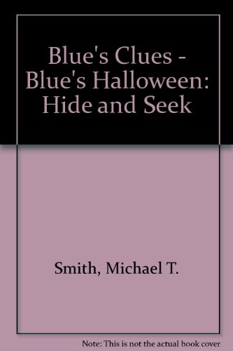 Blue's Clues - Blue's Halloween: Hide and Seek (Blues Clues Halloween)