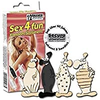 Orion 415880 Secura Kondome Sex4fun Sortiment 12er preisvergleich bei billige-tabletten.eu