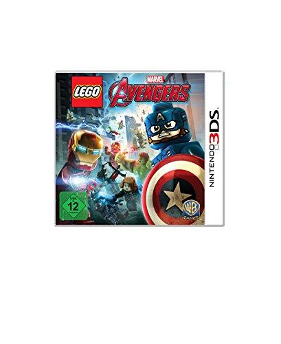 LEGO Marvel Avengers - [3DS] Lego-spiel Für Den Nintendo 3ds