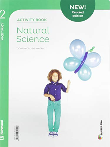 NEW NATURAL SCIENCE MADRID 2 PRIMARY ACTIVITY BOOK