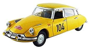 Río - 4450 - Vehículo Miniatura - Modelo En La Escala - Citroën DS 19 - Rally de Monte Carlo 1962 - Escala 1/43