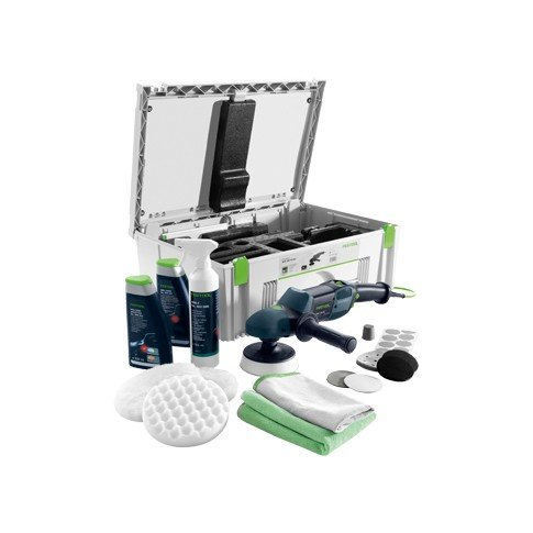 Festool SHINEX RAP 150 fe-set Automotive – Poliermaschine Festool