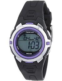 Timex Sport Marathon Midsize Black Resin Strap Watch - T5K3644E