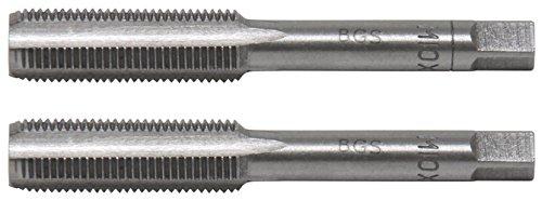 Bgs 1900 Foret b filetage M10 x 1.0, avant et de finisseurs, 10 x 1.0 m, 2 pièces