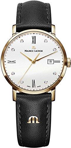 Maurice Lacroix Eliros EL1084-PVP01-150-1 Orologio da polso uomo piatto & leggero