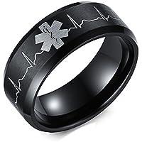 Vnox 8 millimetri in acciaio inox Medical