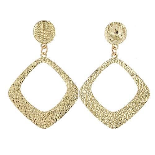 Europäische und US-amerikanische Big Circle Fashion Earrings
