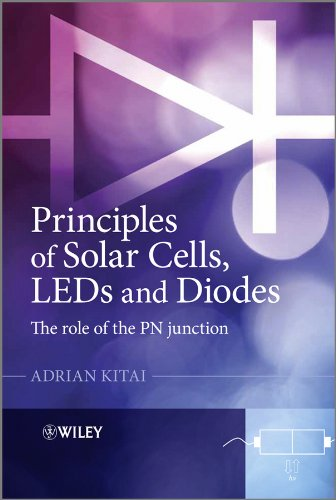 Principles of Solar Cells, LEDs and Diodes: The role of the PN junction (Wiley Series in Materials for Electronic & Optoelectronic Applications Book 30) (English Edition) Pn Led
