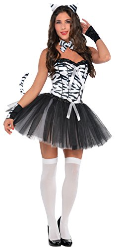 Kostüm Party Rock Zebra - Zebra Kostüm Damen Gr. M