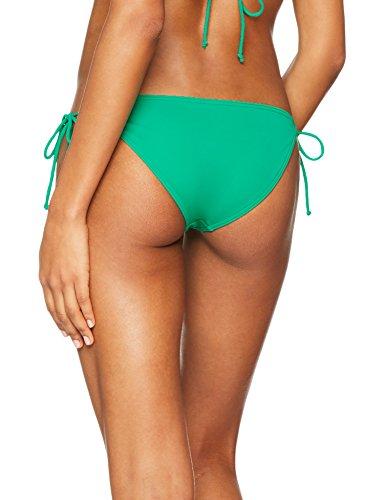 Iris & Lilly Damen Bikinihose zum Schnüren Grün (Youth Youth)