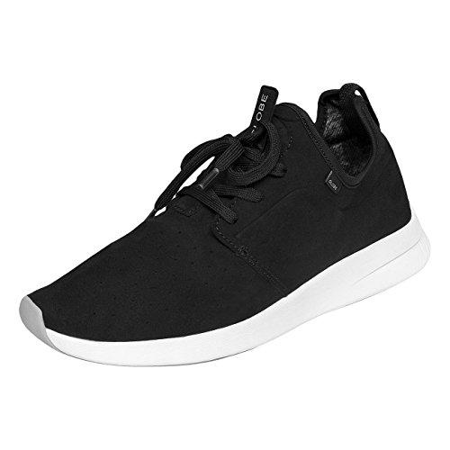 Globe Dart Lyte Sneakers - Schwarz / Weiß Schwarz