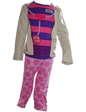 Doctora Juguetes de la muchacha del traje de la novedad de los pijamas