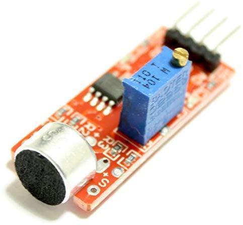 Micrófono módulo sensor detector sonido salida analógica
