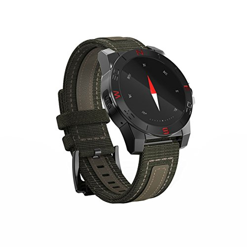 Preisvergleich Produktbild GPS Smartwatch Armbanduhr mit Kalorienverbrauch,  Heart Rate Monitor,  Schlafanalyse,  Remote-Kamera,  Anti-verlorene Fitness Smart Watch Für Smartphones mit IOS und Android System Für Jungen