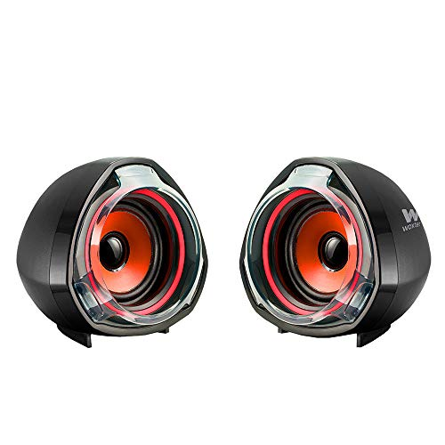 Woxter Big Bass 70 - Altavoces para PC (Mando de control de...