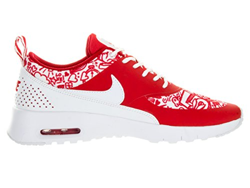 Nike - Air Max Thea Se (Gs), Scarpe sportive Bambina University Red/White/Black