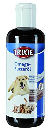 Trixie 2999 Omega Futteröl, Hund/Katze, 250 ml Test