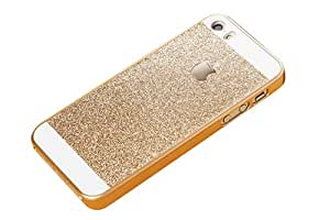 APPLE IPHONE 5S GOLDEN CLASSY BACK COVER