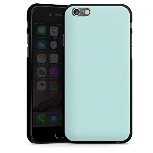 Apple iPhone 5s Housse étui coque protection Aigue-marine Bleu pâle Verdoyant CasDur noir