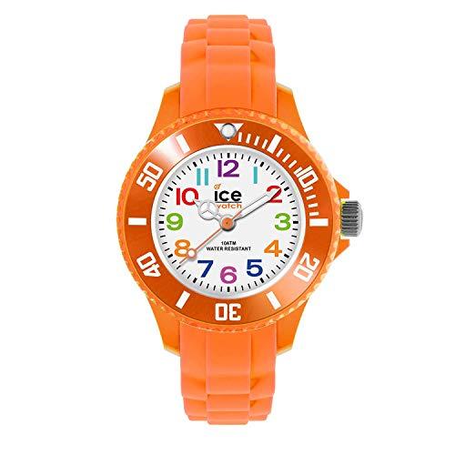 Ice-Watch Kinder-Armbanduhr Ice-Mini orange MN.OE.M.S.12