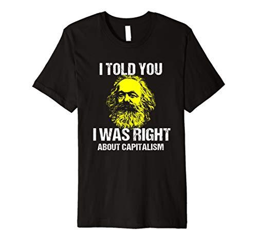 Funny antikapitalismus Karl Marx TShirt Sozialismus marxismus Preisvergleich