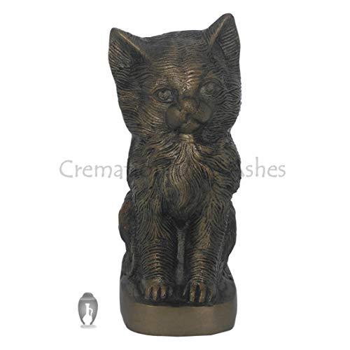 Precious Kitty Aluminium Cat Cremation-Pet Gedenkurne Asche