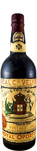 1963 Real Companhia Velha Vintage Port