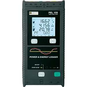 Chauvin Arnoux–PEL 103registradores de puissance et énergie, analyseur de réseau, analyseur de réseaux, p01157153