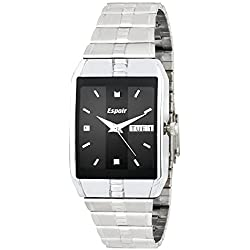 Espoir Analogue Black Dial Men's Watch - Louis0507