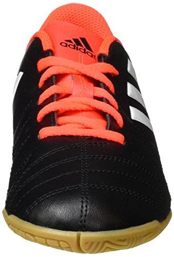 adidas Copaletto In J, Scarpe da Calcio Unisex – Bambini Nero (Schwarz (schwarz/Weiß/Rot))
