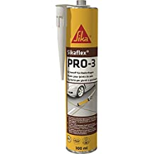 SIKA Sikaflex PRO 3 1K-PU Dichtstoff | 300 ml Kartusche | betongrau