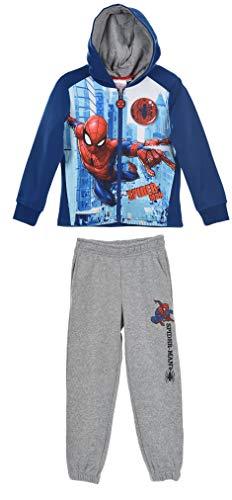 Spiderman Bambino Tuta