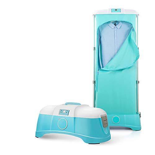 S-aim stendibiancheria elettrico asciugabiancheria portatile 600w asciugatrice ad aria calda stendibiancheria da interno stendibiancheria, con telecomando