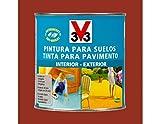 PINTURA SUELO INT-EXT V33 ROJO ARCILLA