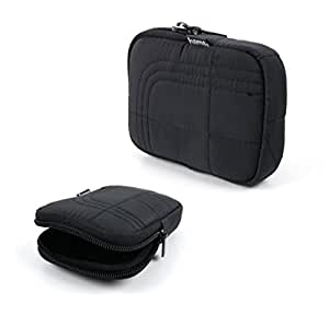DURAGADGET Water Resistant Protective Shell Case With Belt Loop For Panasonic Lumix DMC-TZ35, Panasonic Lumix TZ18, Panasonic Lumix TZ31, Panasonic Lumix TZ30 & Panasonic DMC-TZ25EG-K Digital Camera