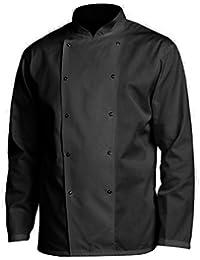 Dennys - Chaqueta AFD económica de chef/cocinero