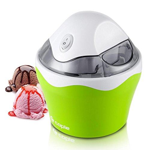DZW Fabricante del helado, helado de la fruta, mini máquina casera de