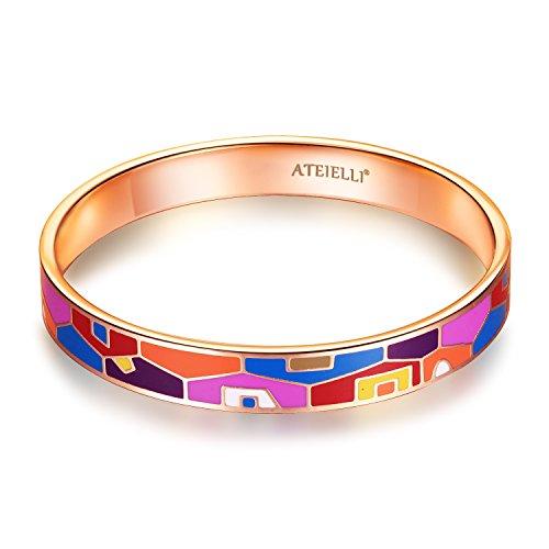 ateiellir-bracelet-email-femme-18k-plaque-or-rose-raffine-cadeau-jw-b145